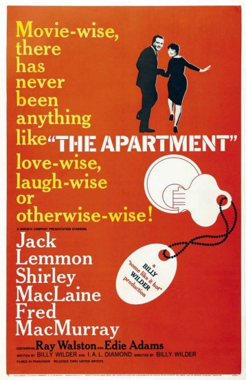 Poster - Apartment, The_01